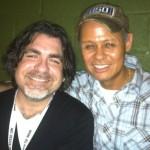 RJ and his ol' pal Neal McCoy, Nashville 2012