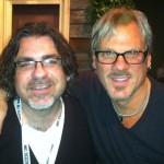 RJ hangs with Phil Vassar, Nashville 2012