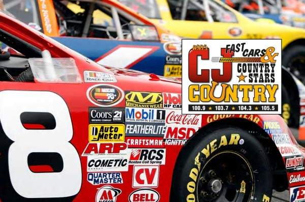 NASCAR On CJ Country!
