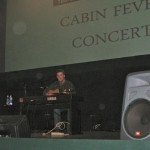 Lonestar's Richie McDonald onstage at Cabin Fever Concert 2012!