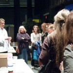 Chef Michael takes the VIPs backstage to see how the show is put together.