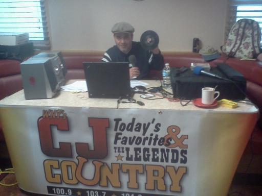 CJ Breakfast Broadcasts!