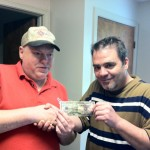 "Thanks to Joel Spank of Attica donates $50 to ""Team Trevor"" for The American Cancer Society's Relay For Life 2012 and challenges others to do the same!"