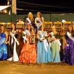 2012 Wyoming County Fair Queen Pageant