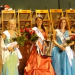 The 2012 Fair Queen and her court!