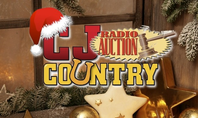 CJ COUNTRY CHRISTMAS & HOLIDAY AUCTION PART 2