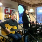 Nashville Newcomer Jillian Kohr was AMAZING Jimi Jamm at our first ever CJ Jingle Bell Breakfast Broadcast!