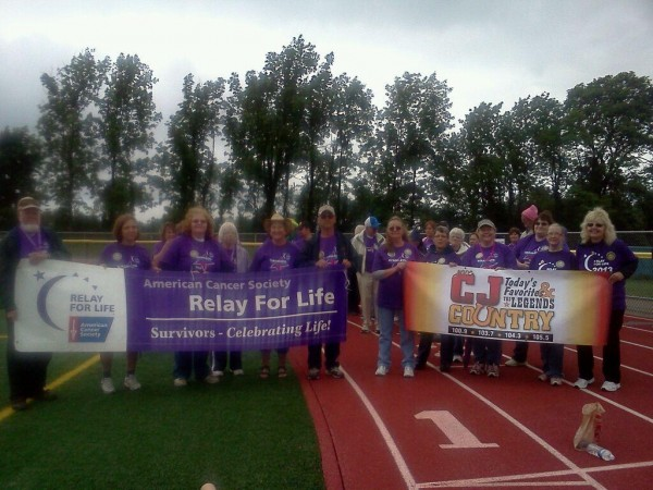 RELAY FOR LIFE RECAP!