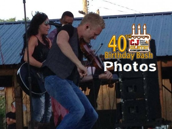 40TH BDAY BASH PHOTOS!