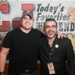 Josh Gracin with RJ