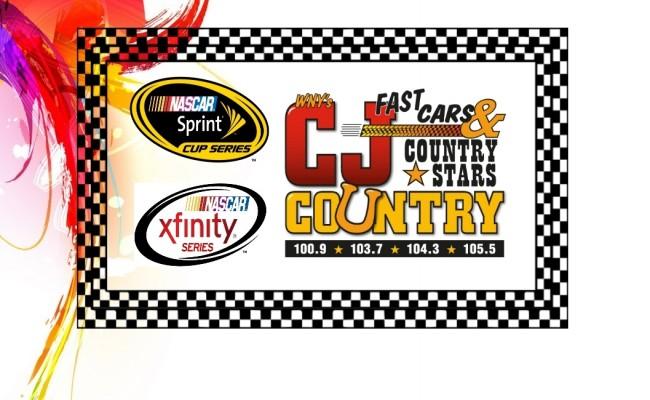 NASCAR 2015!