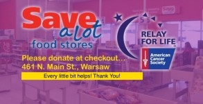 SAVE A LOT WARSAW RELAY