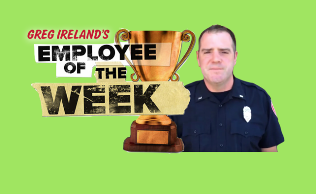 NOMINATE AN EMPLOYEE OF THE WEEK