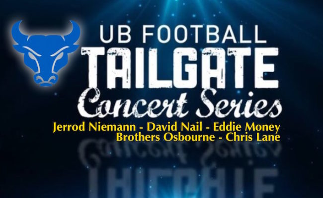 Get UB Bulls Tickets AND A Concert!