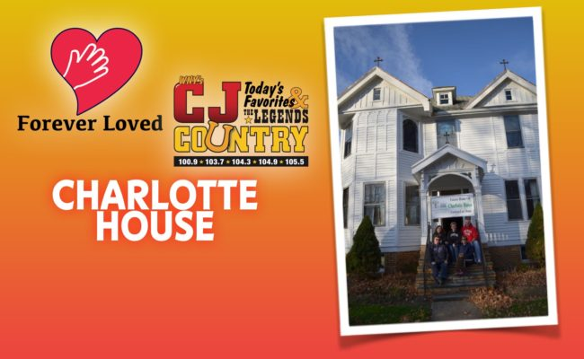 SUPPORT CHARLOTTE HOUSE & YOU COULD WIN A TRIP