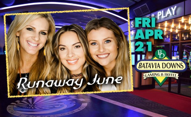 CJ COUNTRY WELCOMES RUNAWAY JUNE!