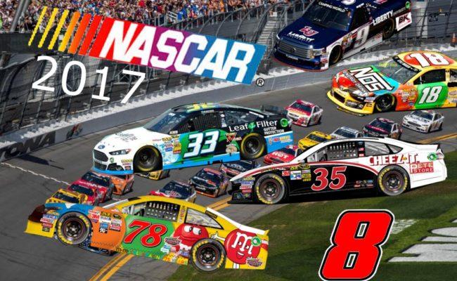 NASCAR 2017 HAPPENS HERE!