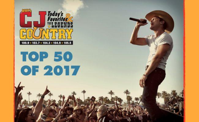 RANKING 2017's BIGGEST SONGS