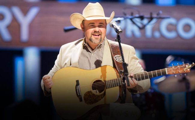 CJ Country Remembers Daryle Singletary