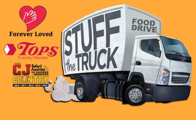Help us STUFF THE TRUCK November 2nd & 3rd