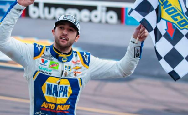 Chase Elliott: 2020 NASCAR Cup Series Champion