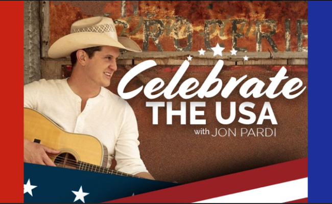 JULY 4th @ 3pm – Celebrate with us!