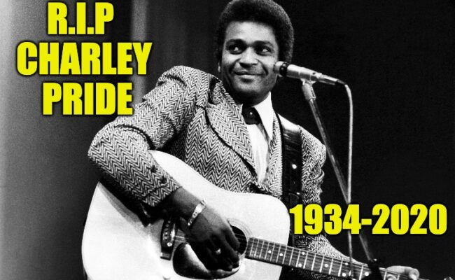 Charley Pride, Country's First Black Superstar, Dies at 86
