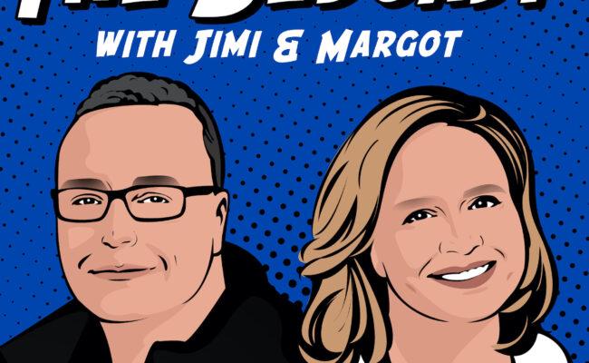 Jimi Jamm & wife Margot introduce their podcast.