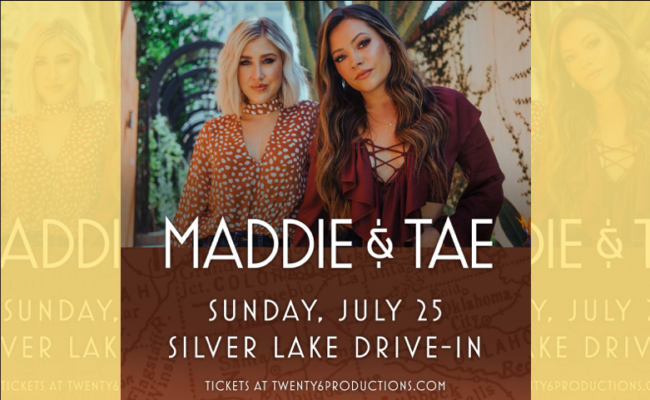 COMING TO PERRY JULY 25th! BUY TICKETS HERE!